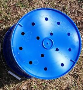 Bucket Holes 1Feb13
