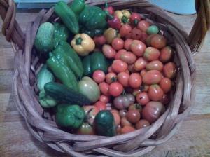 Harvest on July 2