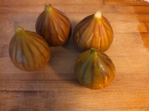 Celeste fig harvest ~ September 19