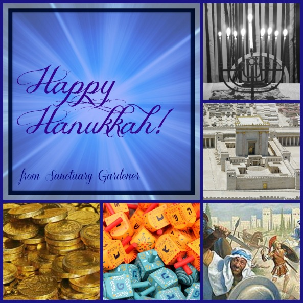 Hanukkah 2013 Collage