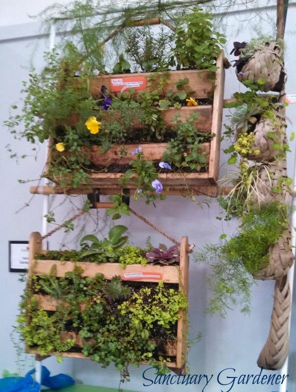 Vertical gardening SG