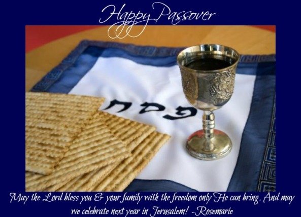 Passover 2014 pic