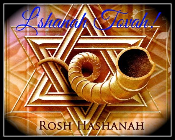 Rosh Hashanah shofar pic