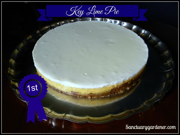Key Lime Pie Pic