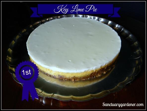 Key Lime Pie Pic