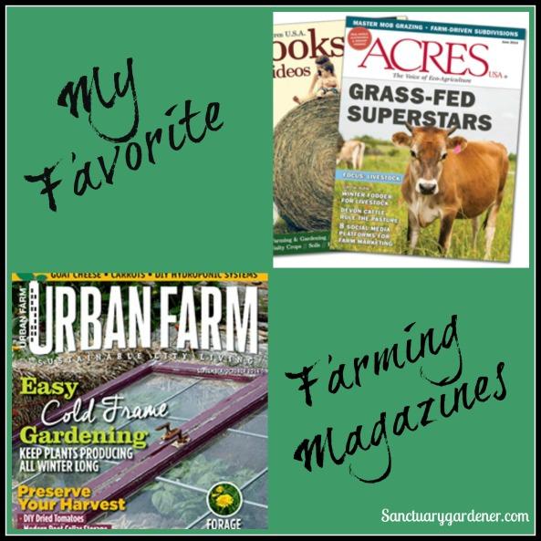 My Fav Farming Mags Pic