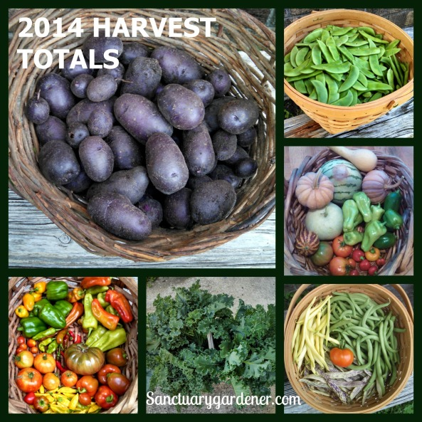 2014 Harvest Totals Pic