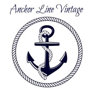 Anchor Line Vintage Logo