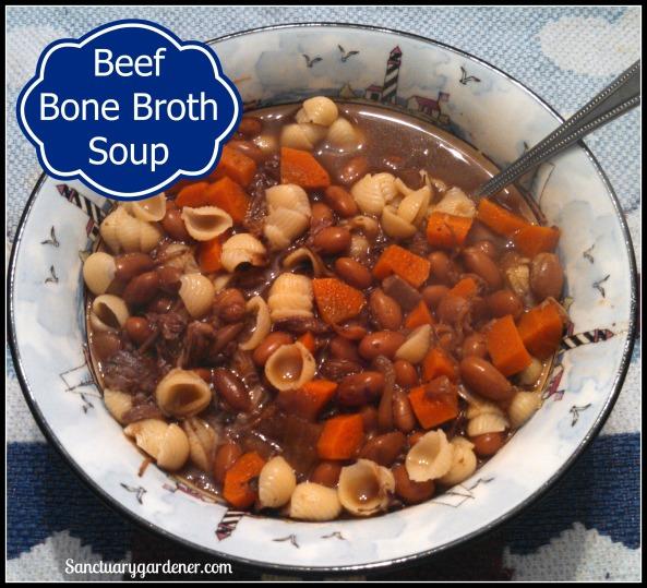 Beef Bone Broth Soup pic