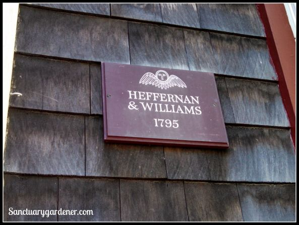 Heffernan & Williams House, Wickford, RI