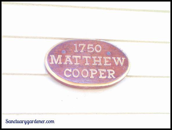 Matthew Cooper House, Wickford, RI