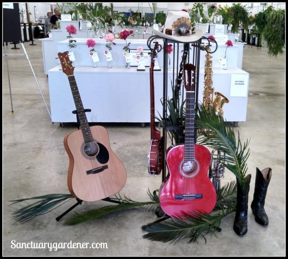 Musical instrument arrangement