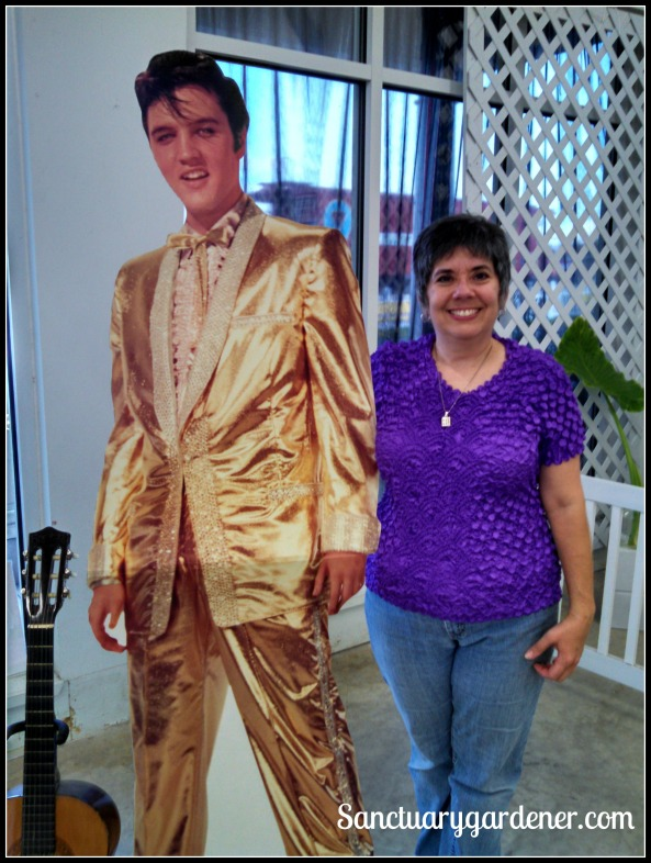 Me with Elvis