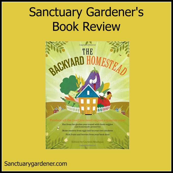 The Backyard Homestead Bk Review pic