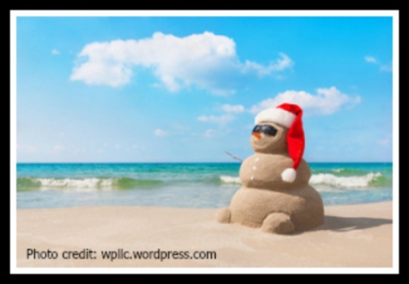 Sand Snowman via wbpllc.wordpress
