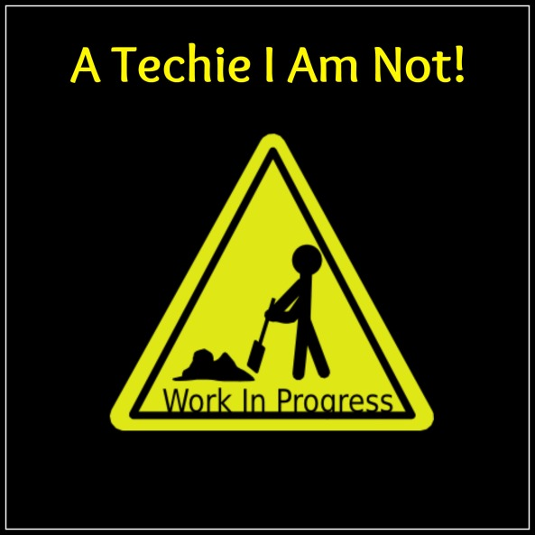 No Techie pic